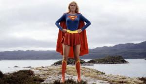 Helen Slater as Supergirl 1984