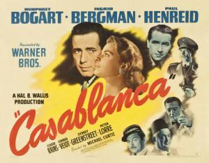 casablanca- film perang dunia II terbaik