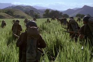 the thin red line - film perang dunia II terbaik