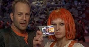 the fifth element - film sci-fi