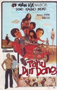 Tahu Diri Dong - Film Terbaik Warkop DKI