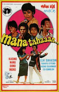 Mana Tahaan - Film Terbaik Warkop DKI