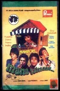 Mana Tahaan- Film Terbaik Warkop DKI