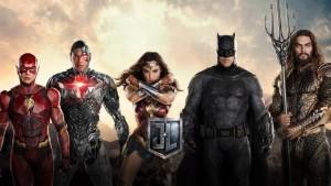 Justice League - Proyek masa depan DCEU