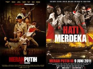Trilogi Merdeka- Film Kemerdekaan Indonesia