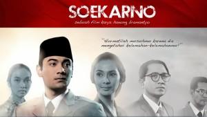 soekarno - film kemerdekaan Indonesia