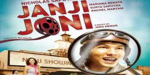 Janji Joni - Film Terbaik Joko Anwar