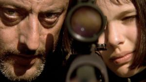 Leon, The Professional- film Assassins terbaik