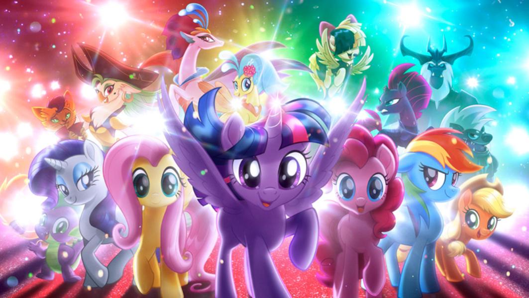 Review My Little Pony The Movie Sajian Memuaskan Bagi Gadis Cilik Anda Movieden
