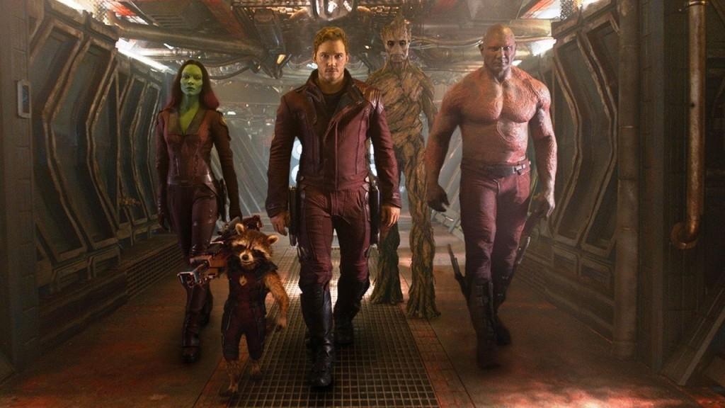 Guardians of the Galaxy - Film Terbaik Marvel Cinematic Universe