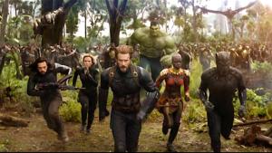 trailer Avengers: Infinity War