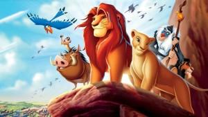 The Lion King- Film Keluarga Terbaik