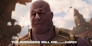 Meme Thanos