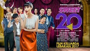 Sweet 20- film keluarga terbaik