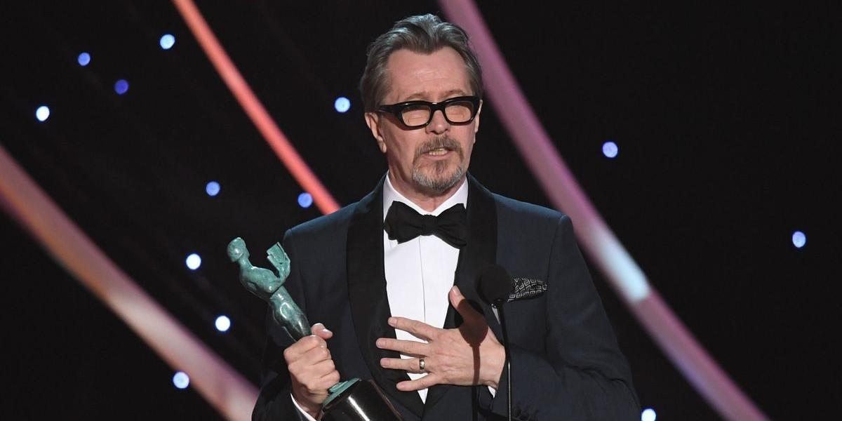 Gary-Oldman-Raih Best Actor di SAG Awards 2018