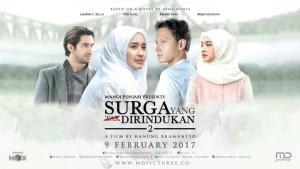 surga yang tak dirindukan 2 - film indonesia terlaris 2017