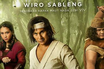 poster karakter wiro sableng