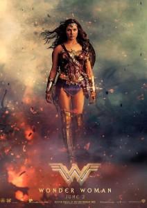 17. Wonder Woman