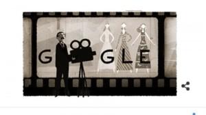 Usmar Ismail - Google Doodle