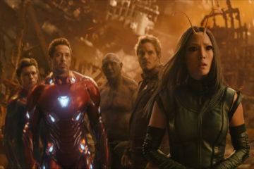 Nonton Avengers: Infinity War
