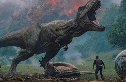 dinosaurus Jurassic World: Fallen Kingdom