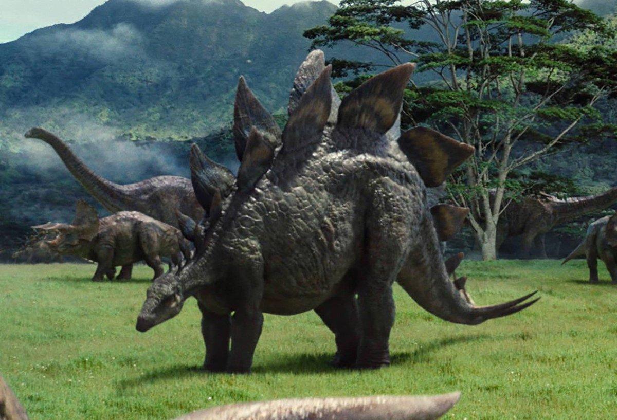stegosaurus  movieden