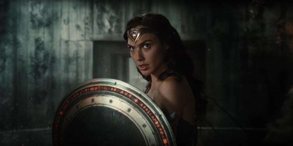 steve trevor di Wonder Woman 1984