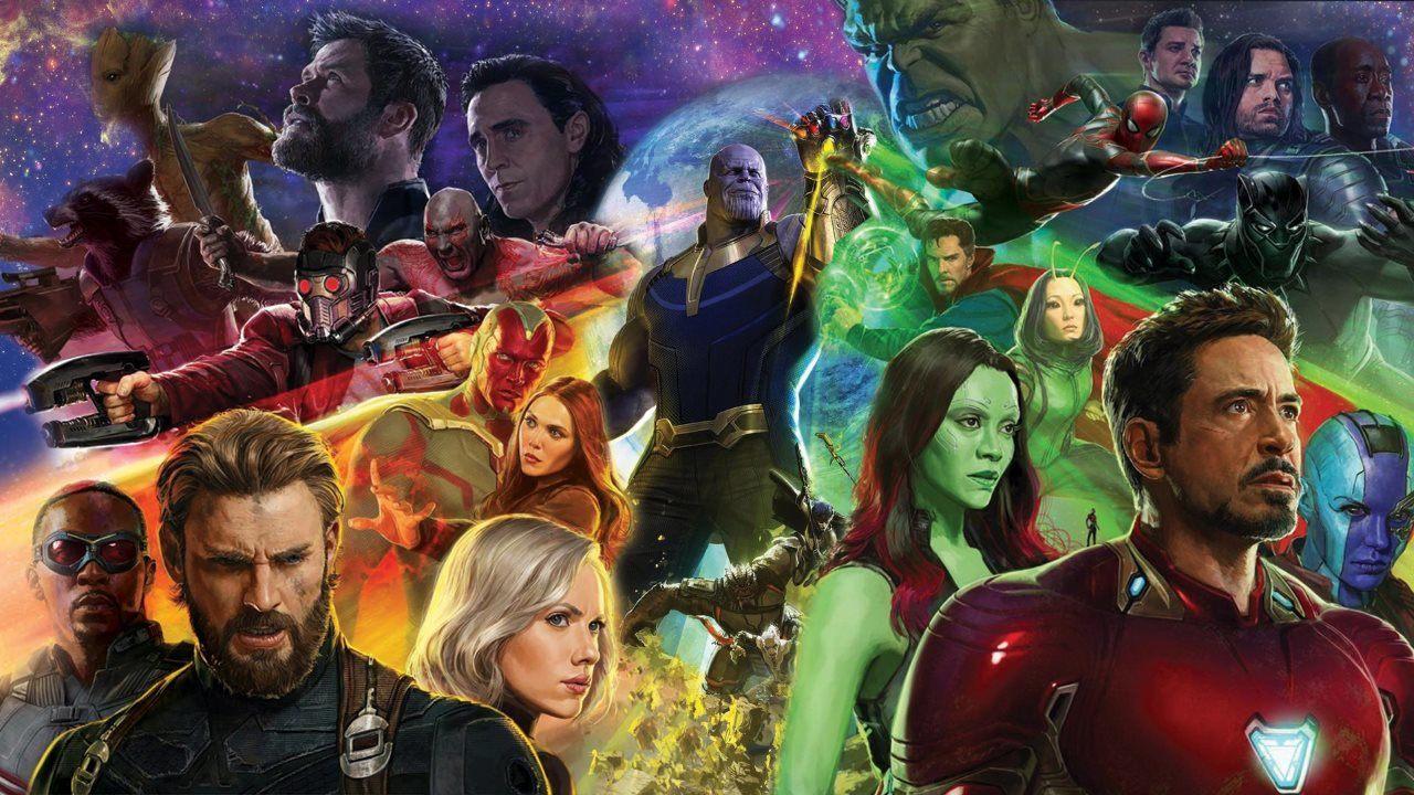 avengers: endgame - 1280×720