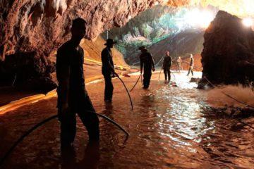 penyelamatan anak-anak dari gua thailand