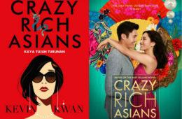perbedaan novel dan film crazy rich asians