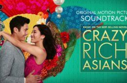 soundtrack crazy rich asians