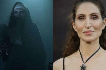 bonnie aarons pemeran valak dalam the nun