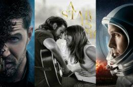 box office venom a star is born first man