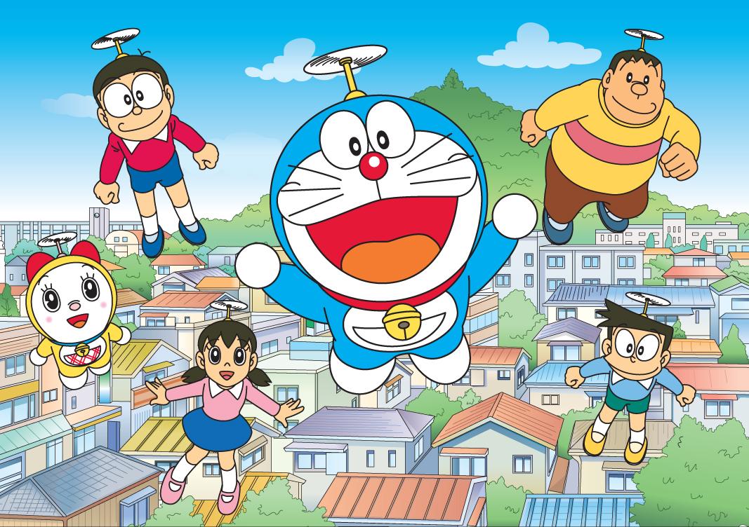 Kangen Doraemon Dan Nobita Tonton 5 Doraemon Terbaik