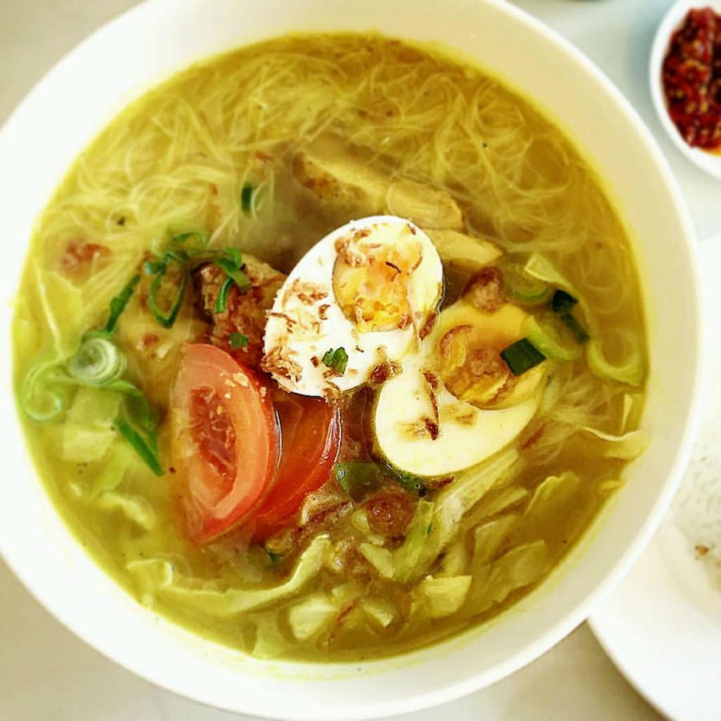makanan khas indonesia aruna dan lidahnya