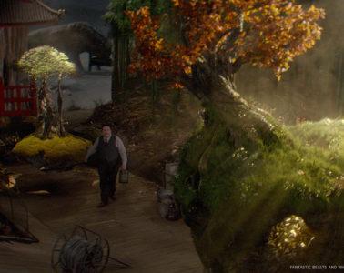 hewan fantastis yang telah hadir dalam Seri Fantastic Beasts