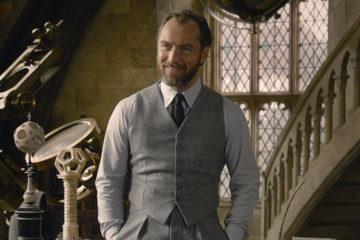 albus dumbledore gay