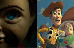 chucky vs woody & buzz