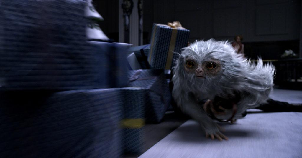 hewan fantastis dalam seri Fantastic Beasts