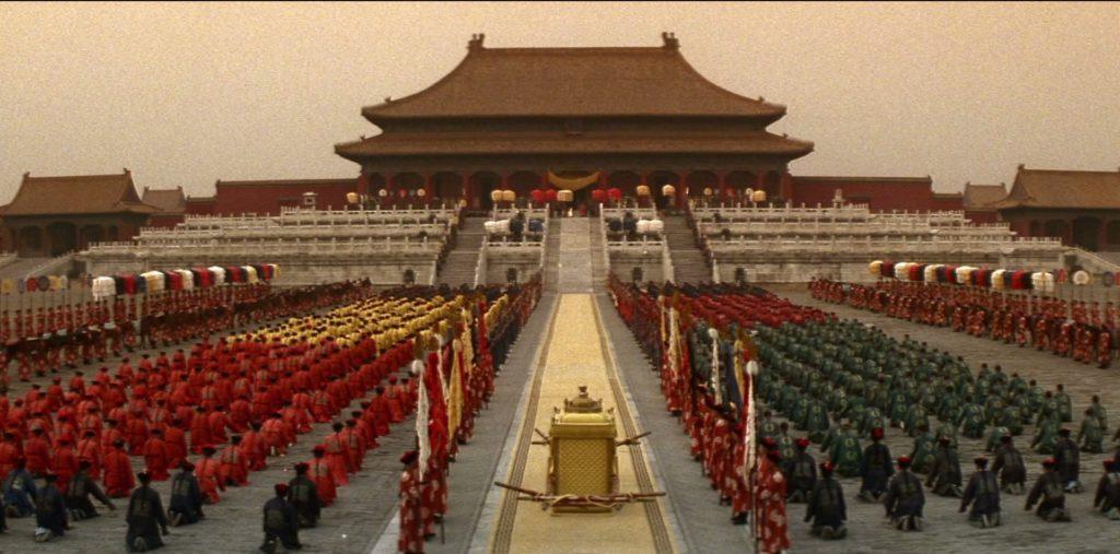 bernardo bertolucci meninggal dunia - The Last Emperor