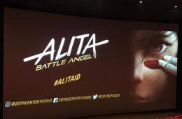 sneak peek Alita: Battle Angel