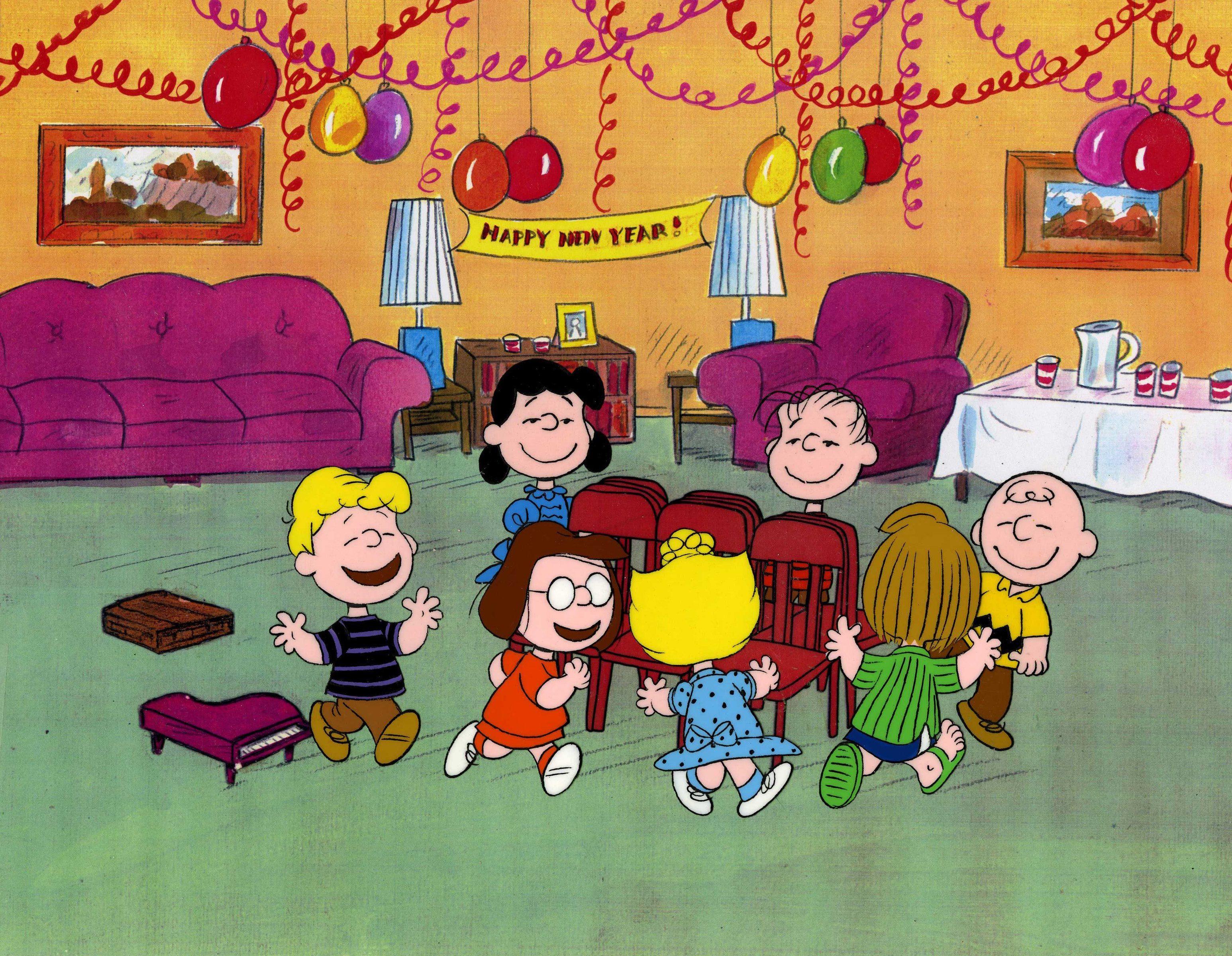 Happy New Year Cartoon 48