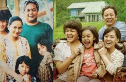 Perbedaan Keluarga Cemara Dulu dan Sekarang