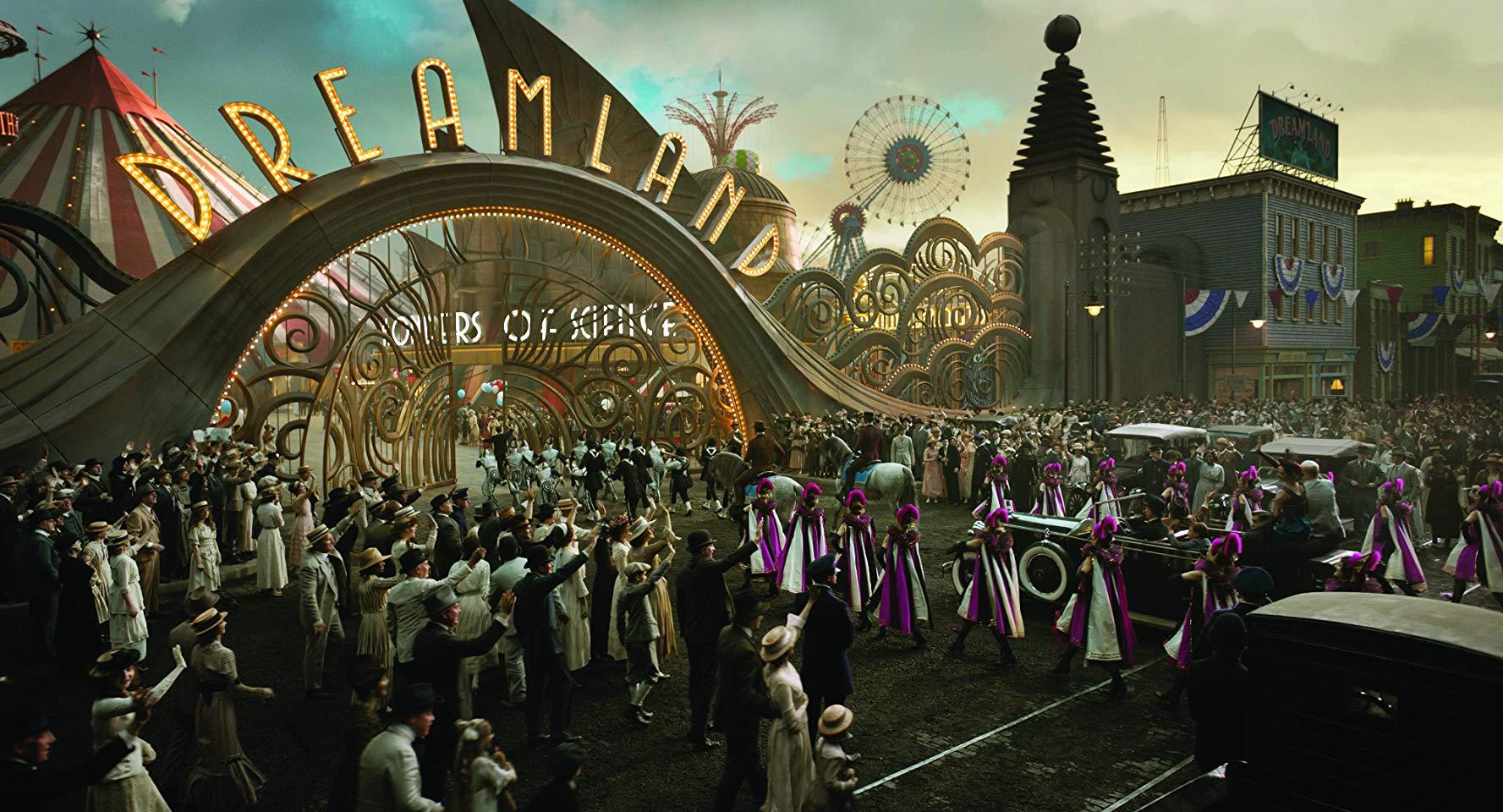 Review Film Dumbo 2019 Film Dumbo Yang Tidak Pernah Terbang Tinggi Movieden