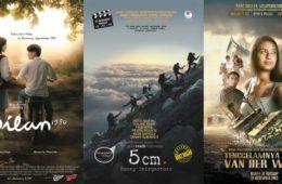 film adaptasi novel indonesia terlaris