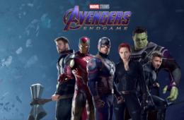 avengers:end game 5 ending berbeda