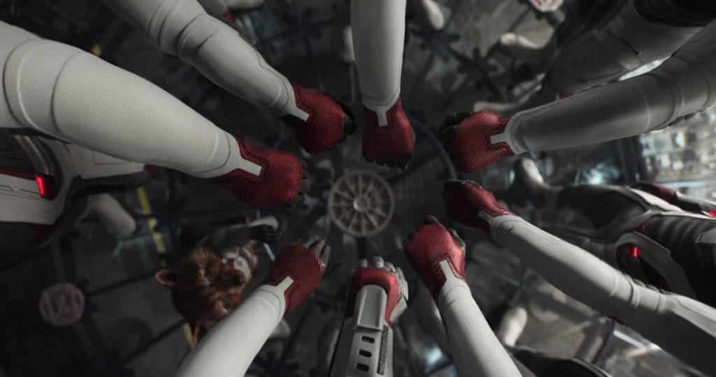 post credit scene avengers: endgame