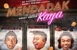 poster film mendadak kaya
