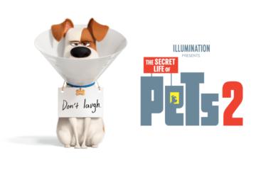 film secret life of pets poster