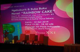 launching rainbow cake 1